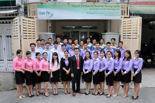 Hình ảnh Công ty CP Công nghệ Việt Ân