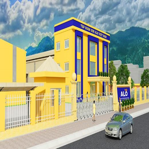 Hình ảnh Công ty Cổ phần Sơn Alo Việt Nam