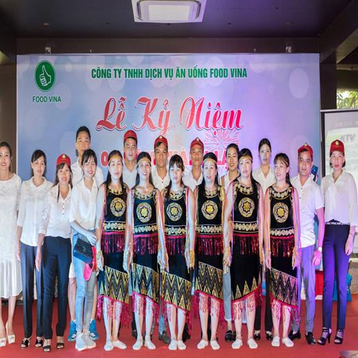 Hình ảnh Công ty TNHH Dịch Vụ Ăn Uống Food Vina