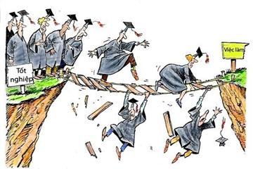 Tại sao nhiều người học luật ra trường bị thất nghiệp?