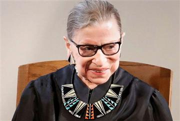 17 câu nói truyền cảm hứng từ vị nữ thẩm phán 85 tuổi của Tòa án Tối cao Hoa Kỳ