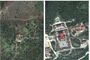 Chùa Ba Vàng chiếm hàng chục ngàn mét vuông đất rừng quốc gia