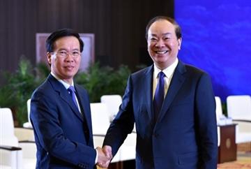 Việt Nam đề nghị Trung Quốc tôn trọng quyền và lợi ích hợp pháp trên biển